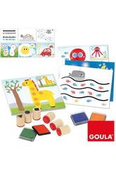 Stamp Activities Goula 53166