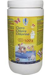 Chlore HIP Dissolution Lente 90% 1Kg. PQS 166522
