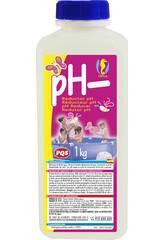 Minorador de PH Granulado HIP Menos 1 Litro PQS 161101