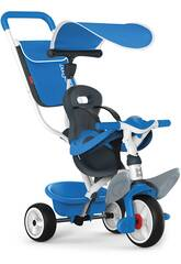 Triciclo 3 in 1 Blu Baby Balade 2 Smoby 7411012