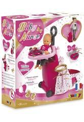 Maleta Nursery para Muñeco de 42 cm. Smoby 220316