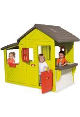 Casa Invernadero Smoby 310300