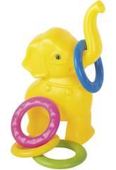 Juego Anillas Elefante Aros para Encestar