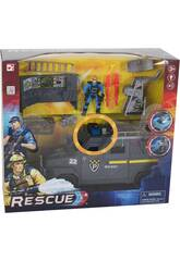 Caminhão Rescue com Figura e Acessórios