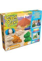 Super Sand Dinosaures Goliath 83326