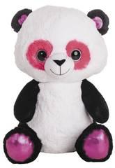 Peluche Panda 40 cm. 2 Col. Llopis 12446