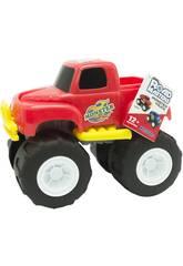Monster Truck Rosso 23 cm.