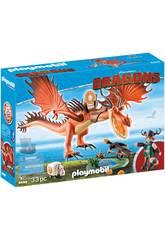 Playmobil Garfios y Patán Mocoso 9459