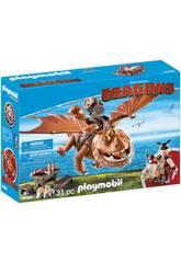 Playmobil Barrilete y Patapez 9460