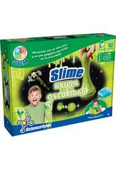 Slime Fabrica Viscosa Brilha na Escuridão