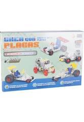 Vehiculos Construccion Metal 229 piezas