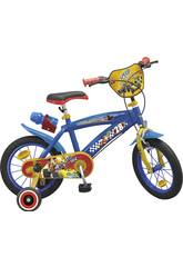Fahrrad Mickey and the Roadster Racers 16