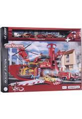 Rettungsstation Majorette Creatrix Vehículos Simba 2050019