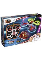 Jouet Radiocommandé Neon Racing Dron World Brands XT280745