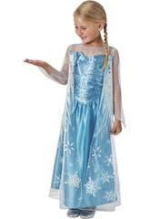 Déguisement Enfant Fille Elsa Classic taille L Rubies 620975-L