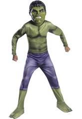 Disfraz Niño Hulk Ragnarok Classic Talla S Rubies 640152-S
