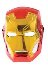 Avenger Maschera per bambini Iron Man Rubies 39216