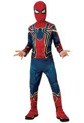 Déguisement Enfant Infinity War Iron Spider Classic Taille S Rubies 641052-S