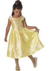 Déguisement Enfant Belle Live Action Taille S Rubies 630607-S