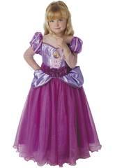 Disfraz Niña Rapunzel Premium Talla M Rubies 620484-M
