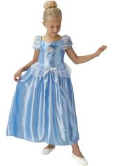 Kostüm Mädchen Aschenputtel Fairytale Classic Größe L Rubies 620640-L