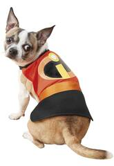 Costume per Animali Mr. Incredibile S Rubies 580649-S