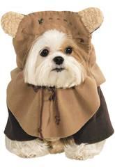 Kostüm Haustier Star Wars Ewok Größe L Rubies 887854-L