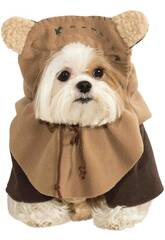 Costume per Animali Star Wars Ewok XL Rubies 887854-XL