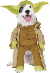 Disfraz Mascota Star Wars Yoda Deluxe Talla M Rubies 887893-M