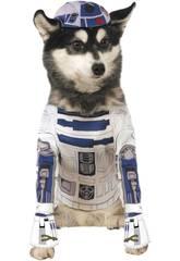 Disfraz Mascota Star Wars R2-D2 Talla S Rubies 888249-S