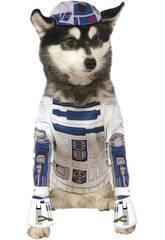 Déguisement Mascotte Star Wars R2-D2 Taille M Rubies 888249-M
