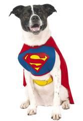 Kostüm Haustier Superman Größe L Rubies 887892-L