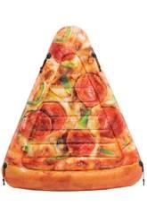 Colchão Inflável Servindo Pizza Intex 58752