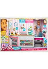 La Cocina De Barbie Superchef Mattel FRH73