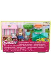 Barbie Chelsea y Su Huerto Mattel FRH75