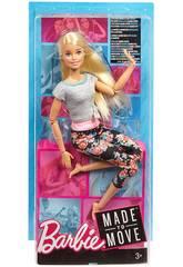 Barbie Movimientos Sin Límites Mattel FTG80