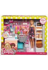 Barbie Vamos Al Supermercado Mattel FRP01
