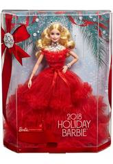 Barbie Colección Barbie Holiday 2018 Mattel FRN69