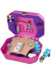 Polly Pocket Playset Tascabile Balletto in Teatro Mattel GCJ88