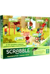 Scrabble lerne Englisch Mattel GGB31