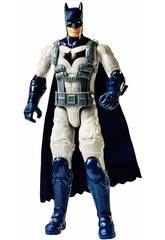 Batman Personaggio Articolato Tuta Corazzata da 29 cm Mattel FVM75