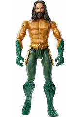 Figura basica 30 cm The Justice League Aquaman Mattel FXF90