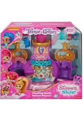 Shimmer and Shine Il Palazzo Fluttuante delle Geniette Mattel DTK59