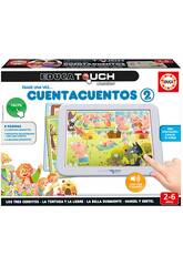 Educa Touch Junior Conteur 2 Educa 17952
