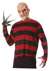 Freddy Krueger Kit para Adulto Rubies 17059