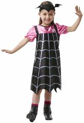 Deguisement enfant vapirese Taille M Rubies 640874-M
