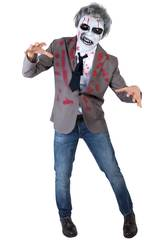 Costume Adulto Zombie Taglia Unica Rubies S8343