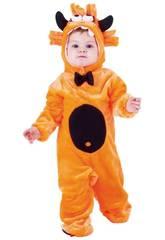 Babykostüm Mon-Tuo Orange Größe T Rubies S8501-T