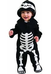 Costume Skeleton Boy Bebè I Rubies 885990-I