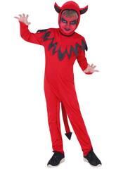 Costume Bimbo Diavoletto M Rubies S8511-M